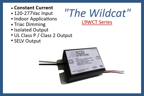 """L9WCT Series """"The Wildcat"""""""