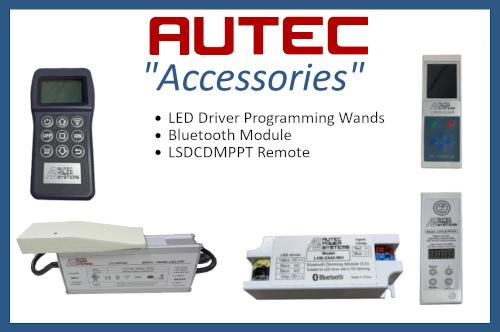 """Autec """"Accessories"""""""