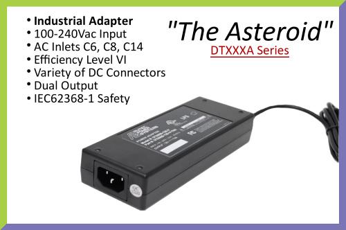 """DTXXXA Series """"The Asteroid"""""""