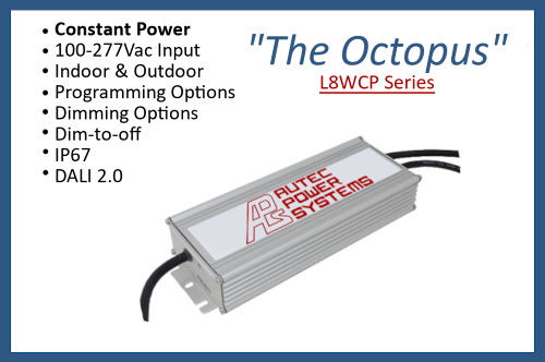 """L8WCP Series """"The Octopus"""""""