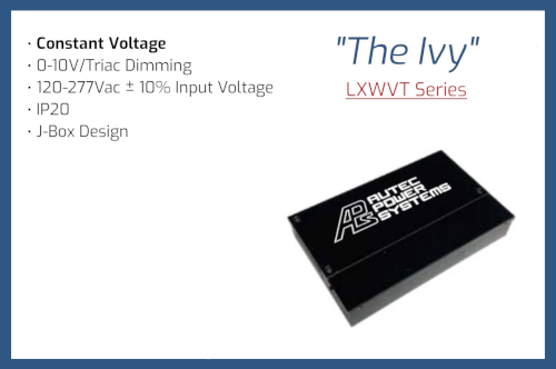 """LXWVT Series """"The Ivy"""""""