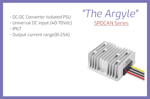 "SPDCAN Series ""The Argyle"""