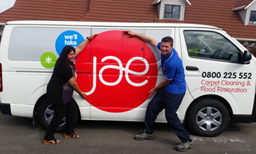 JAE Carpet Cleaning Kapiti Coast