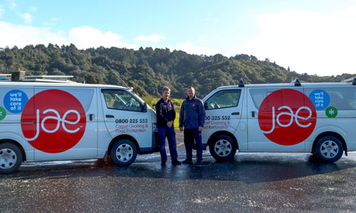 JAE Waihi Carpet Cleaning