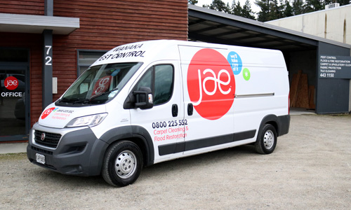 JAE Wanaka Carpet Cleaning