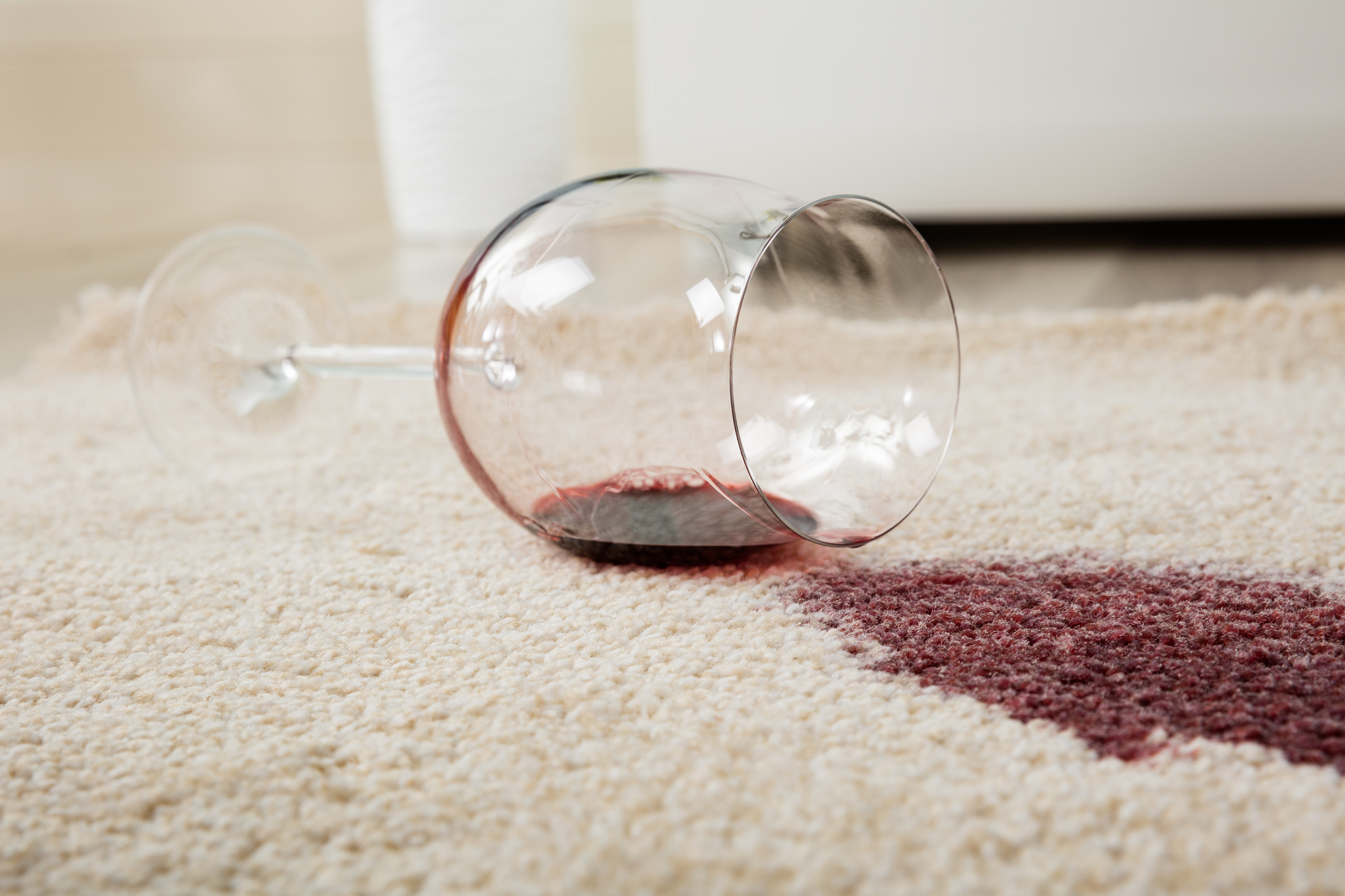 Taking On Carpet Stains During Lockdown – What Should You Do?