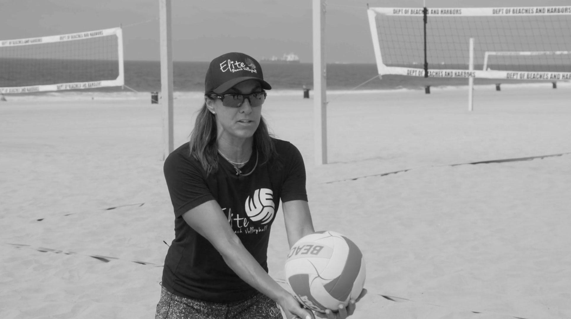 Coach Holly McPeak