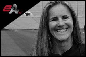 Soccer Coach Brandi Chastain