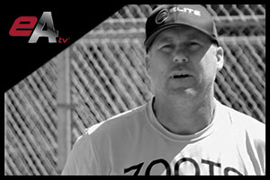 Baseball Coach John Zuber