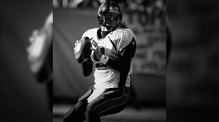 Coach P Back In His Playing Days In The XFL