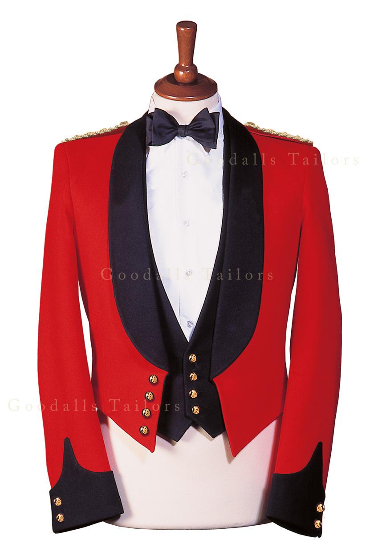 Royal Anglian Officer Mess Dress