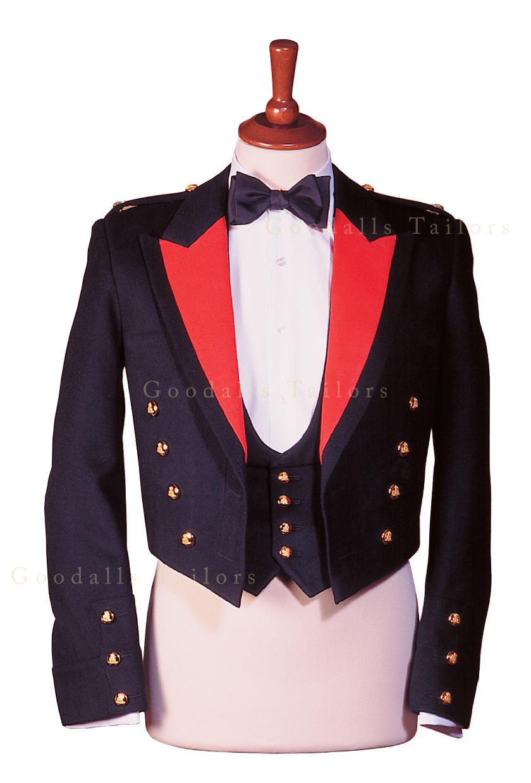 Royal Artillery Officer Mess Dress