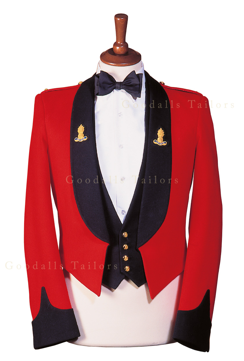 Royal Engineers Officer Mess Dress