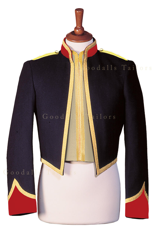 Royal Lancers NCO Mess Dress