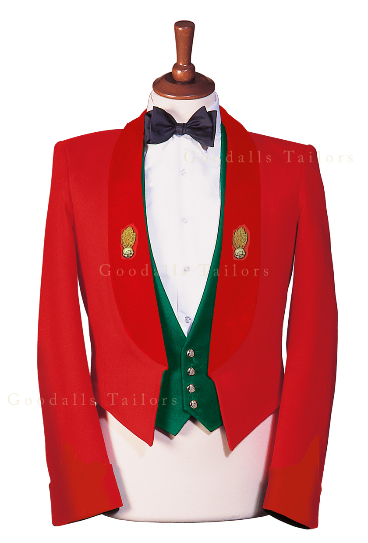 Royal Welsh NCO Mess Dress