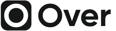 Over Inc. Logo