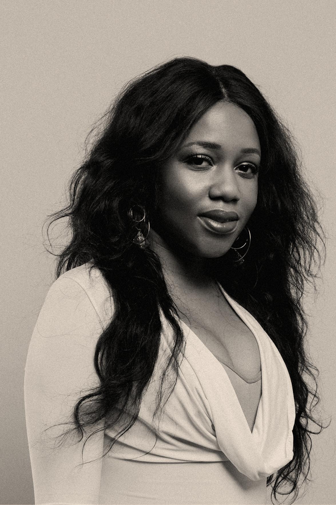 Urenna Okonkwo Cashmere App Twenty Something Campaign