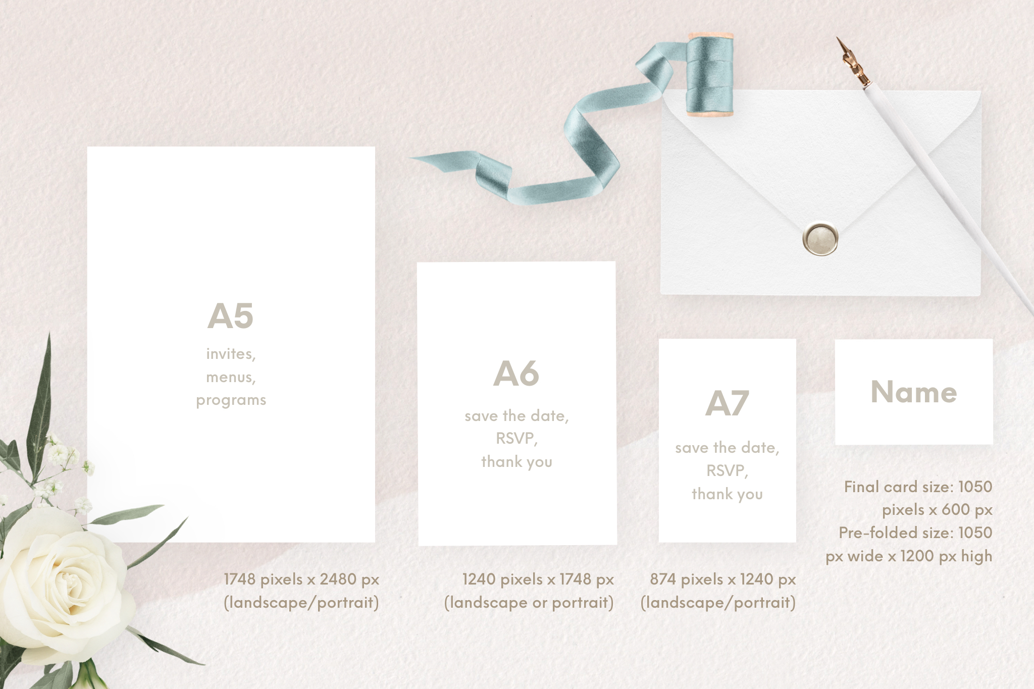 Head Over Heels For Wedding Stationery
