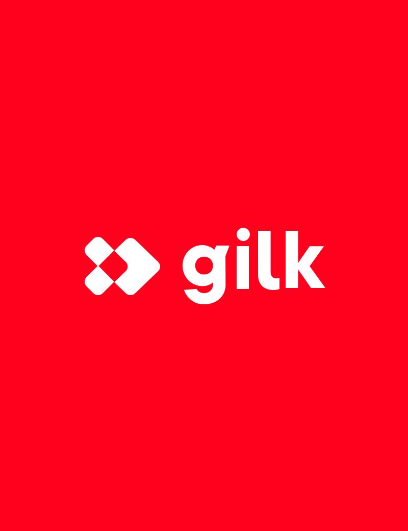 Azai Studios GILK branding
