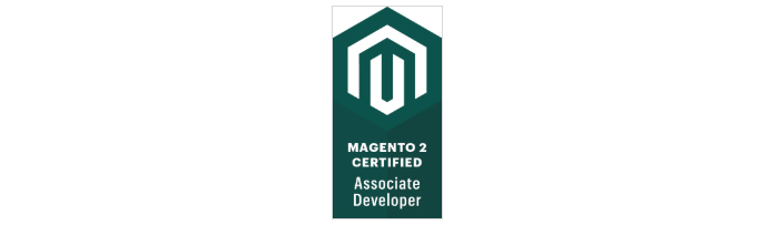 Magento 2 Associate Developer badge