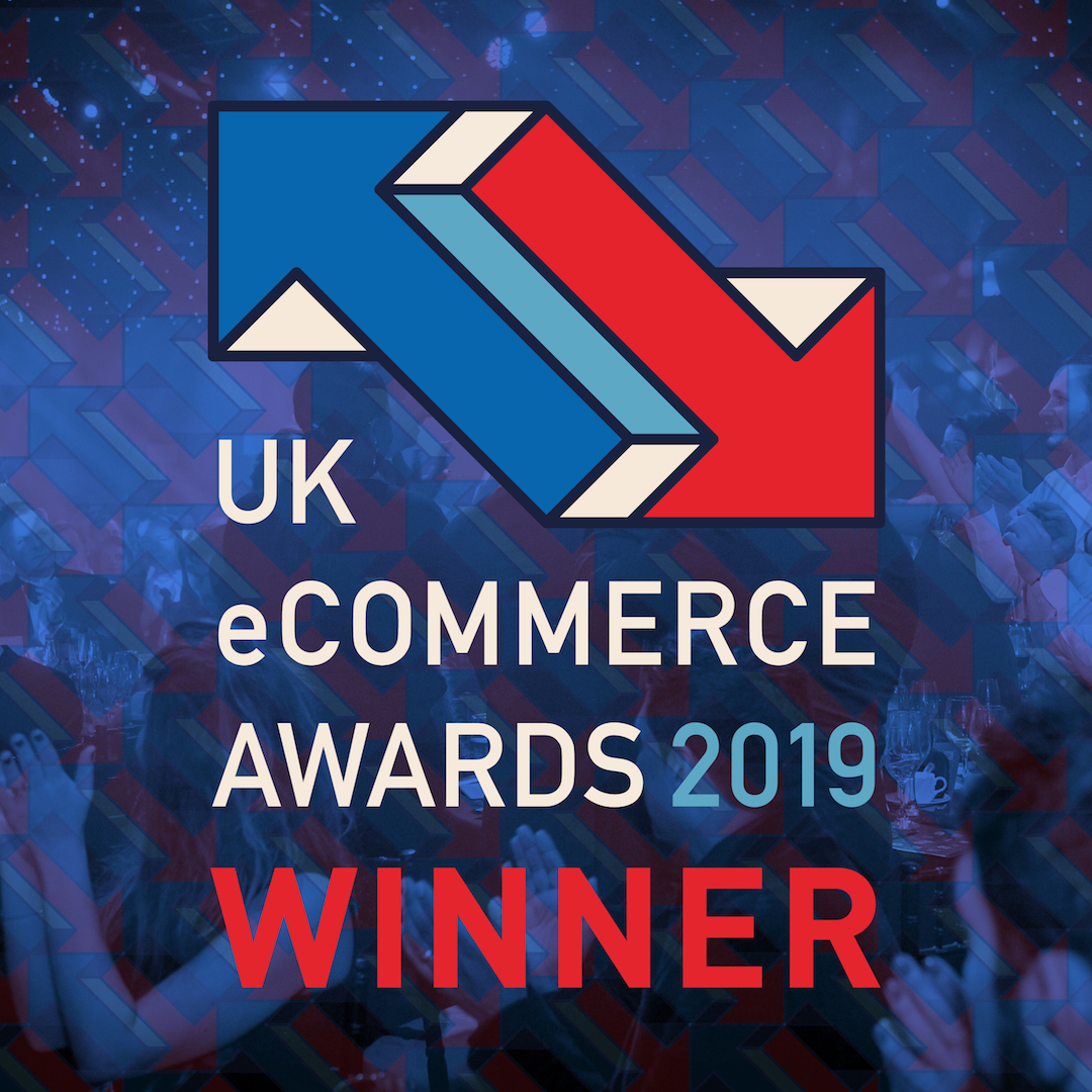 The Pixel & SiS Win at UK Ecommerce Awards 2019
