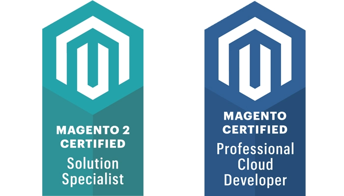 NEW Magento Certifications - March 2019