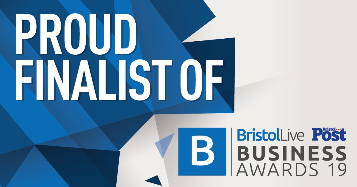 The Pixel Finalists at BristolLive & Bristol Post Business Awards 2019