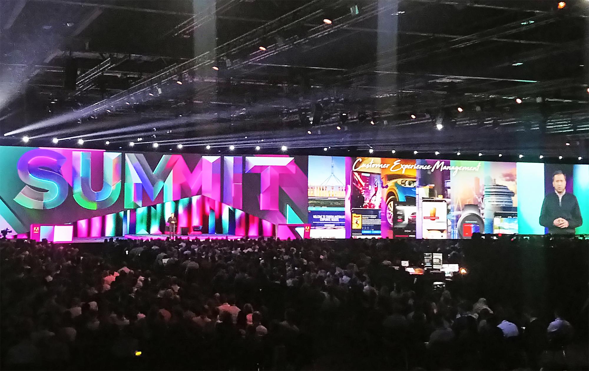 Adobe Summit 2019  – As it Happened