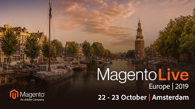The Pixel: Gold Sponsors of MagentoLive Europe 2019 - Amsterdam