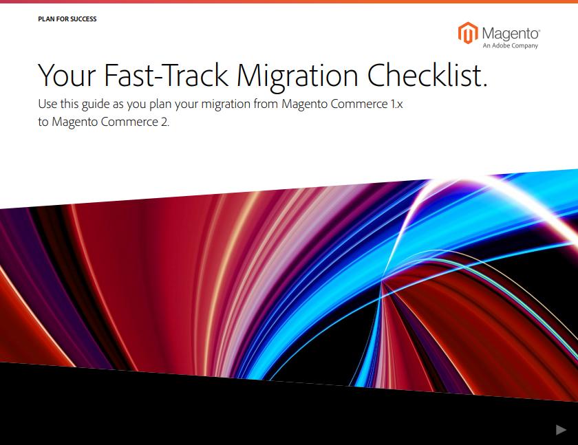 eBook: Fast-track M2 Migration Checklist