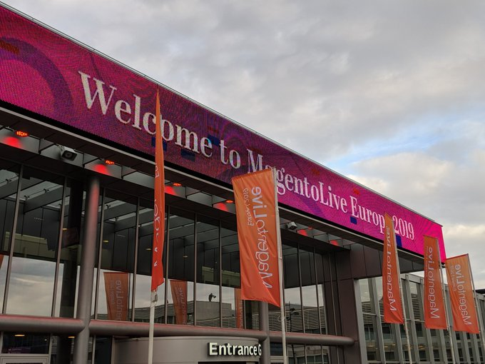 MagentoLive Europe 2019, Amsterdam – As it Happened