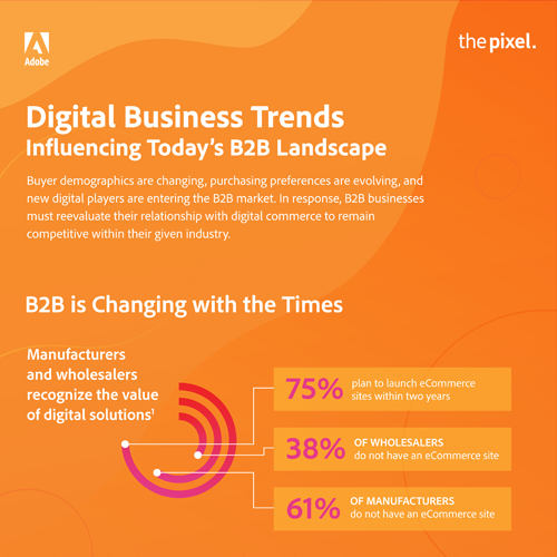 Infographic: Influencing Today's B2B Landscape