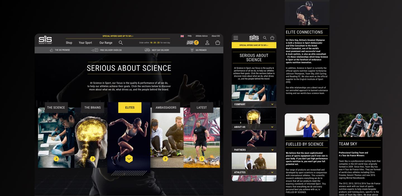 Science in Sport (SiS)