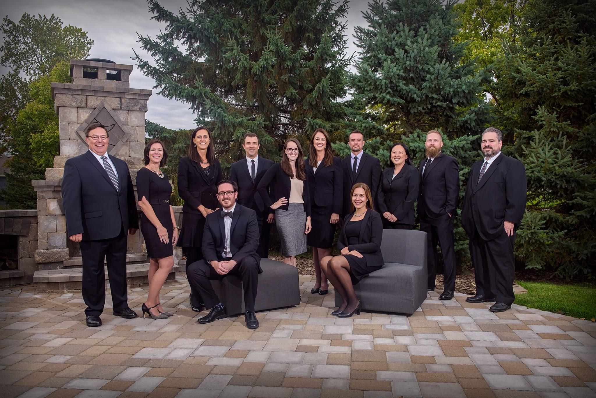 Enclave team photo