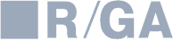 R/GA logo