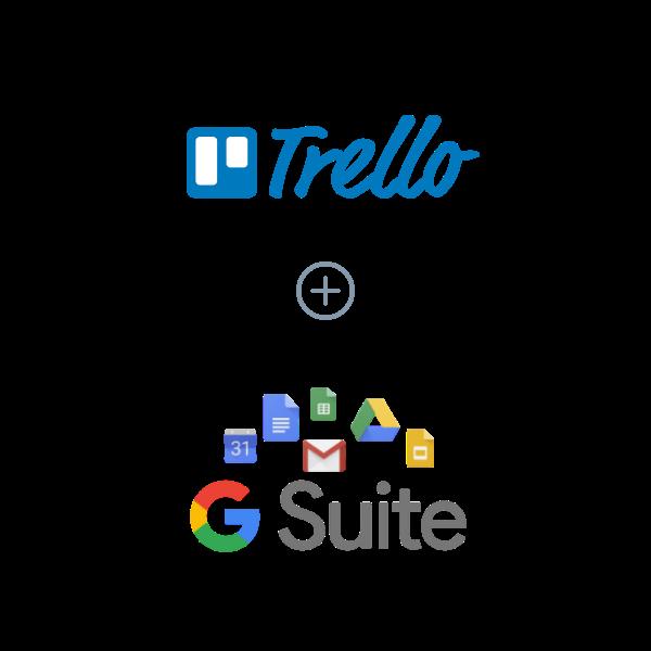 Trello + G Suite