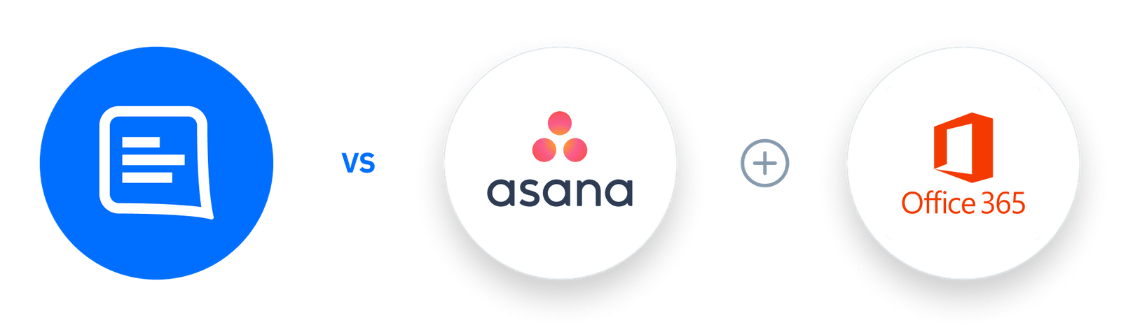 GC Vs Asana + Office 365