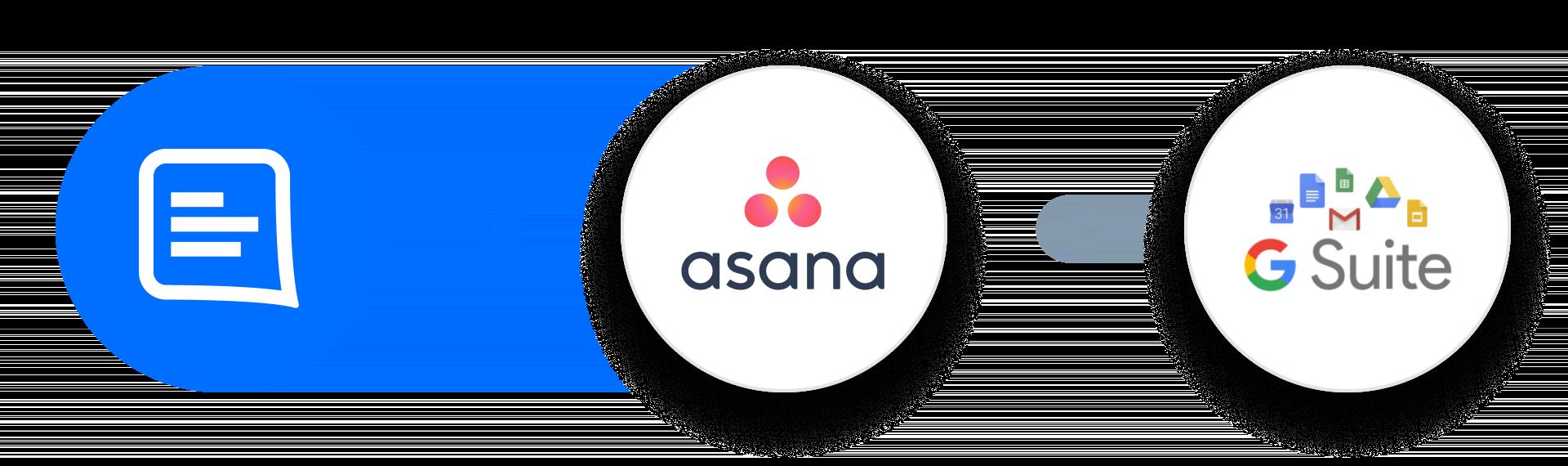GatherContent vs Asana + G Suite