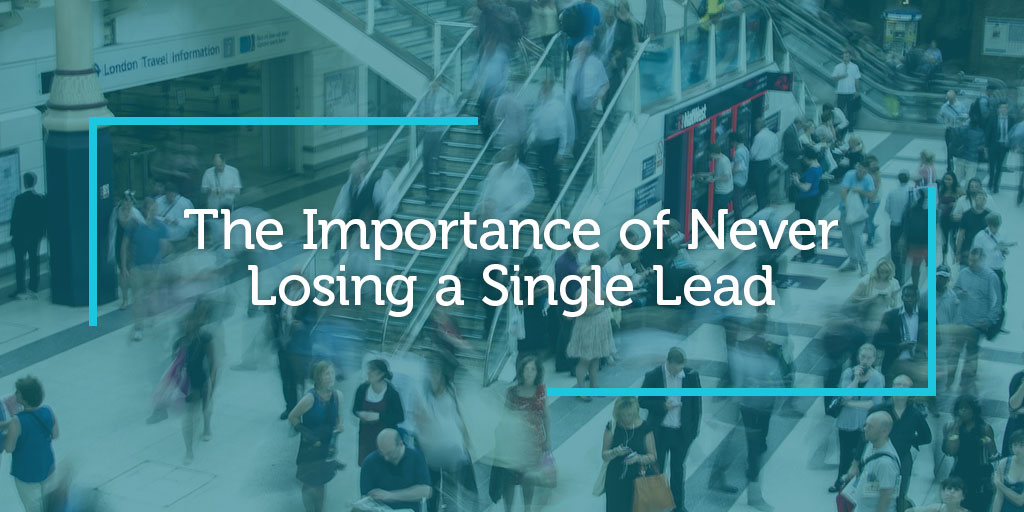 The Importance of Never Losing a Single Lead
