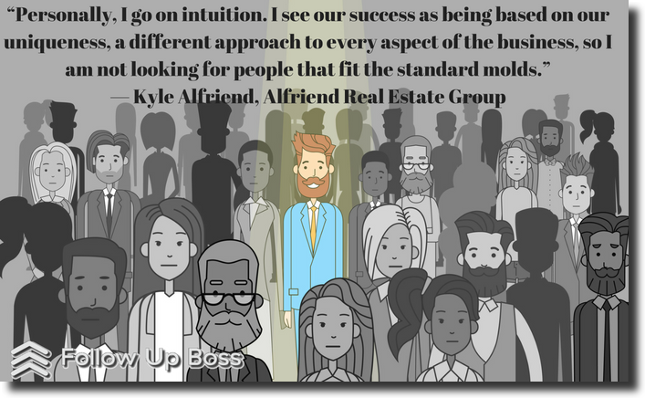 Hiring the right individuals for your team