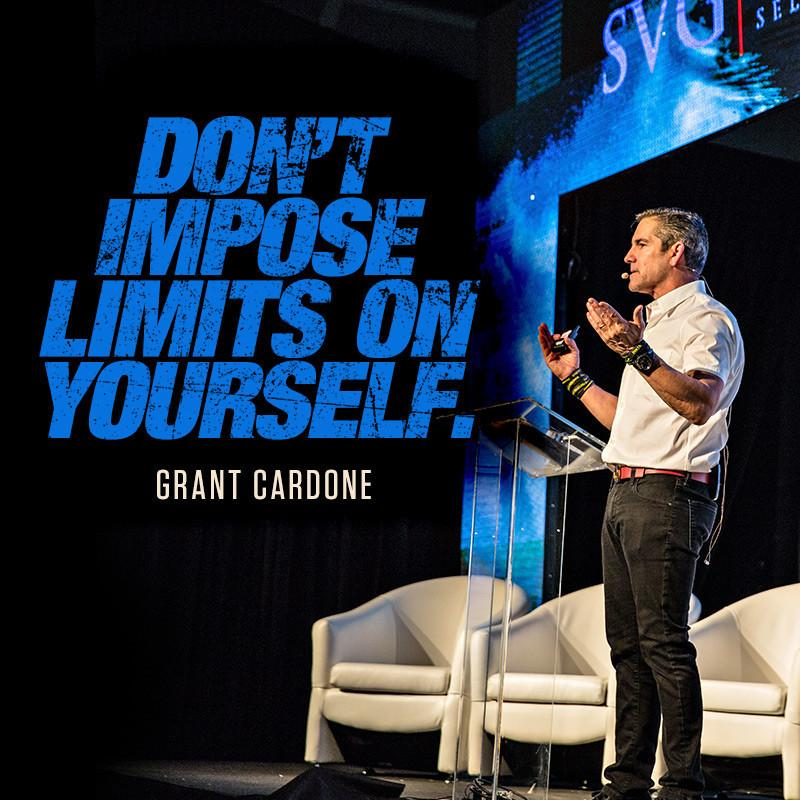 grant-cardone-on-stage-speaking-at-a-live-event-with-the-quote-dont-put-limits-on-yourself