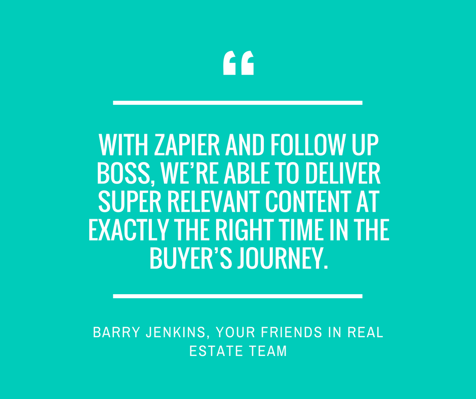 Berry Jenkins discussing how real estate CRM helps his business