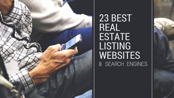 24 Best Real Estate Listing Websites & Search Engines