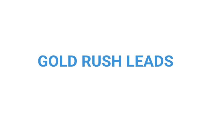 Gold Rush Leads