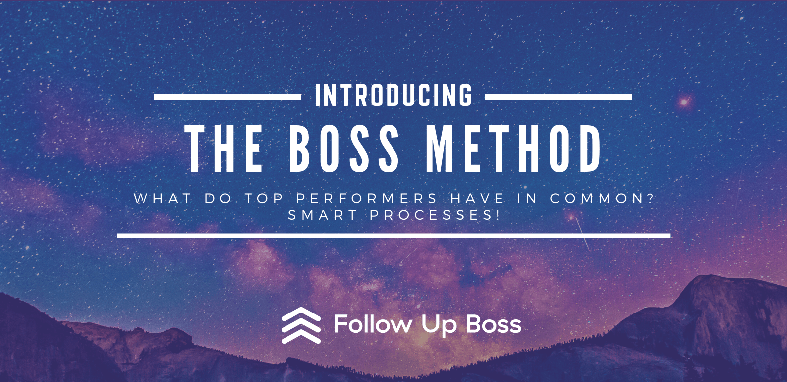 Introducing The Boss Method