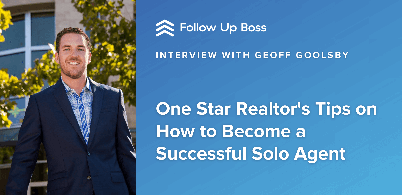 One Star Realtor's Tips on How to Become a Successful Solo Agent