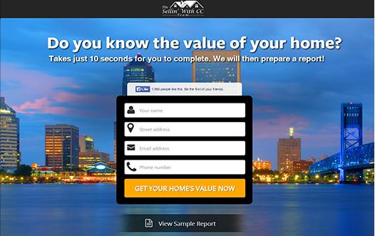 Real Estate Landing Page Subheadings