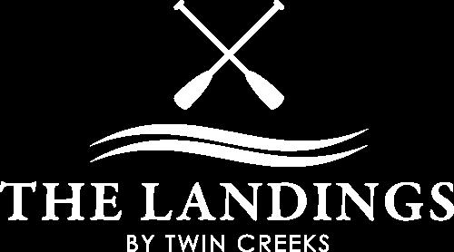 The Landings by Twin Creeks logo