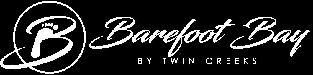 Barefoot Bay by Twin Creeks logo
