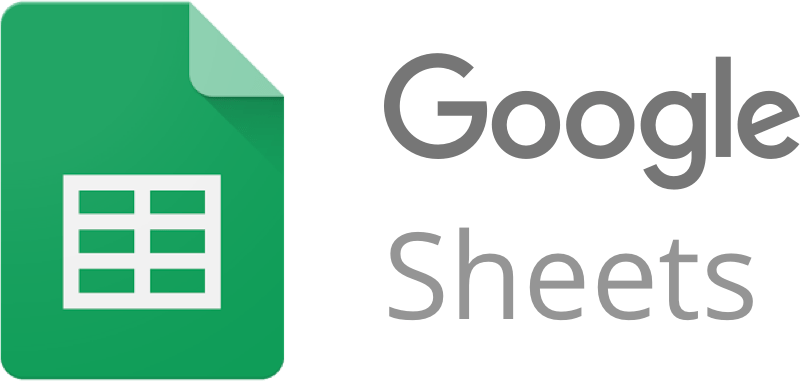 Google sheets can be integrated via zapier